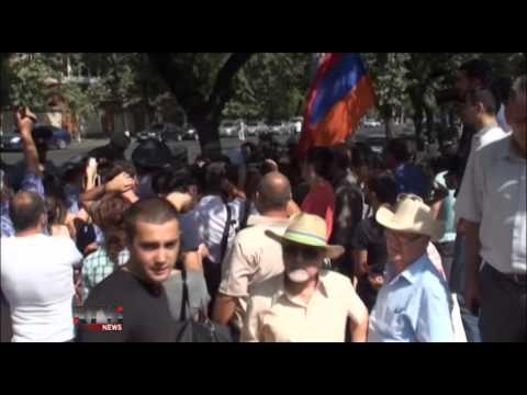 Армения против Евразийского союза