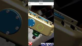 Augmented Reality for Product service information