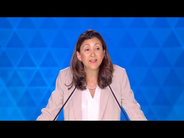 Speech by Ingrid Betancourt at Free Iran: The Alternative Gathering 2018 Villepinte , Paris