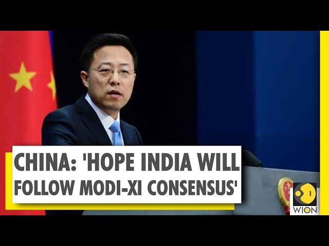WION Dispatch: China reacts to PM Modi's Ladakh visit   India-China standoff