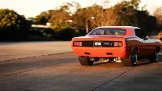 Big-Block Hemi-Cuda - Wheelspin