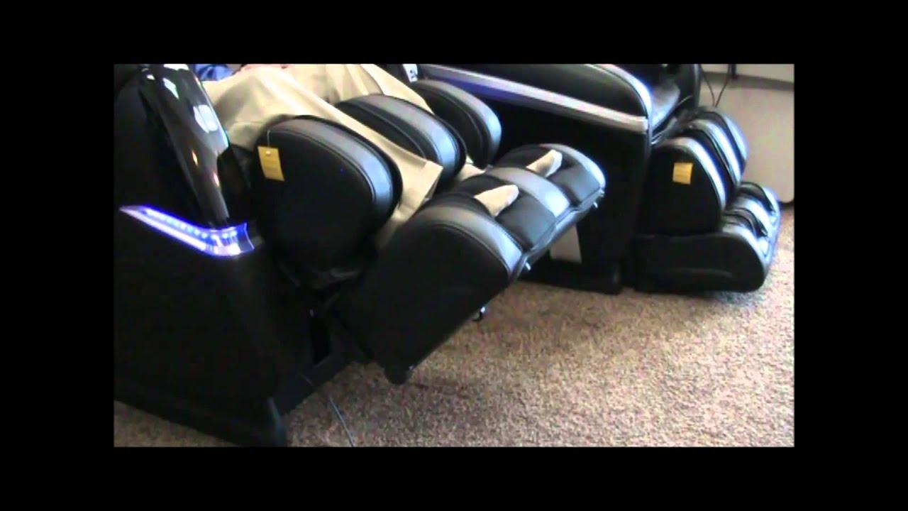 Ottoman Extension   Osaki OS 3D Pro Cyber Massage Chair