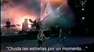 the cure jupiter crash live black session subtitulada