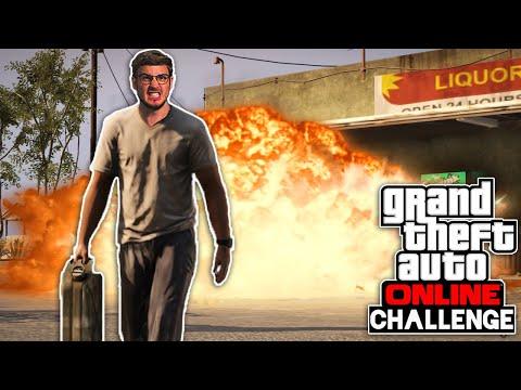 Challenge: Überlebe den Deathrun die Zweite! 🎮 Grand Theft Auto Online #199