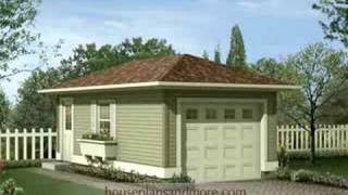 Garage Plans Video 3 | House Plans And More