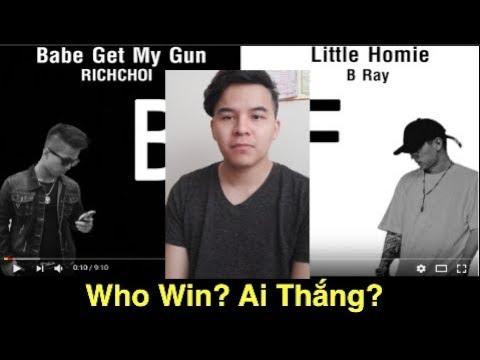 Kết Quả Trận BEEF Richchoi vs B Ray Ai Thắng? Vanz Virgo
