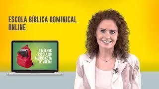 Conheça a Escola Bíblica Dominical Online