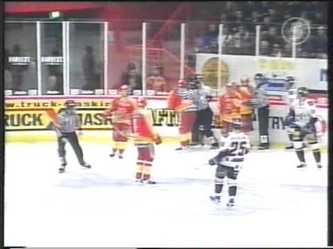 MoDo-Djurgårdens IF SM-Final match2 9900-TV5 Del 1av2