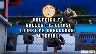*EASY* Collect Creative Island Coins (Overtime Challenge) | Fortnite Creative | MOVE! By: TOLLMOLIA