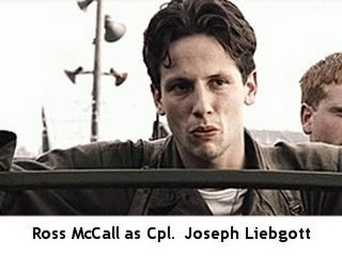 Ross McCall  full  Ross Owen's BAND OF BROTHERS CAST S 201011