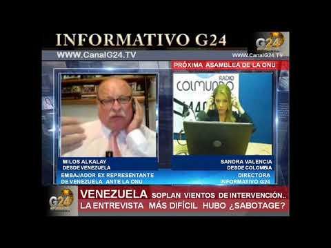 ¿APOCALIPSIS VENEZUELA QUE SE GESTA EN LA ONU? MILOS ALCALAY DESDE VENEZUELA EX REPRESENTANTE ONU