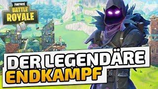 Der legendäre Endkampf - ♠ Fortnite Battle Royale ♠ - Deutsch German - Dhalucard