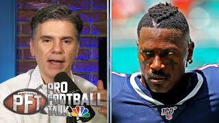 Lamar Jackson wants Ravens to sign Antonio Brown | Pro Football Talk | NBC Sports