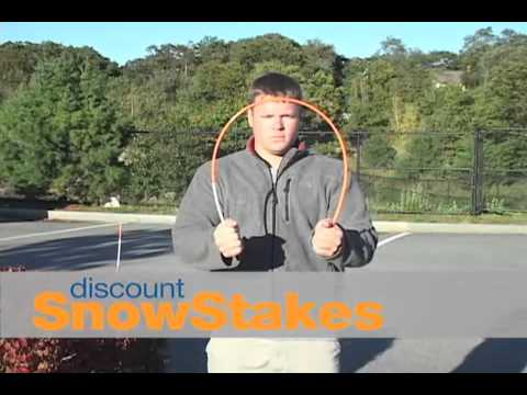 11f6b8dbfd12 Discount Snow Stakes - http://discountsnowstakes.com/ - YouTube