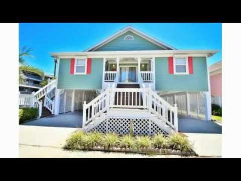 Home For 5910 Harris Cove Lane Raised Beach House Mls 1618008