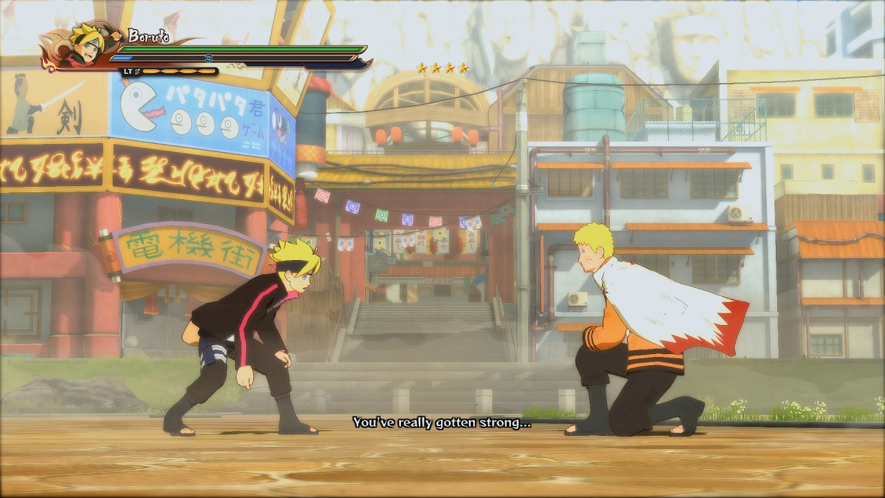 Naruto Ninja Storm 4 Road to Boruto PC 60 FPS - Boruto vs Hokage Naruto  Boss Battle Fight 1080p