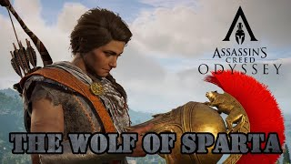 Assassin's Creed Odyssey - The Wolf of Sparta