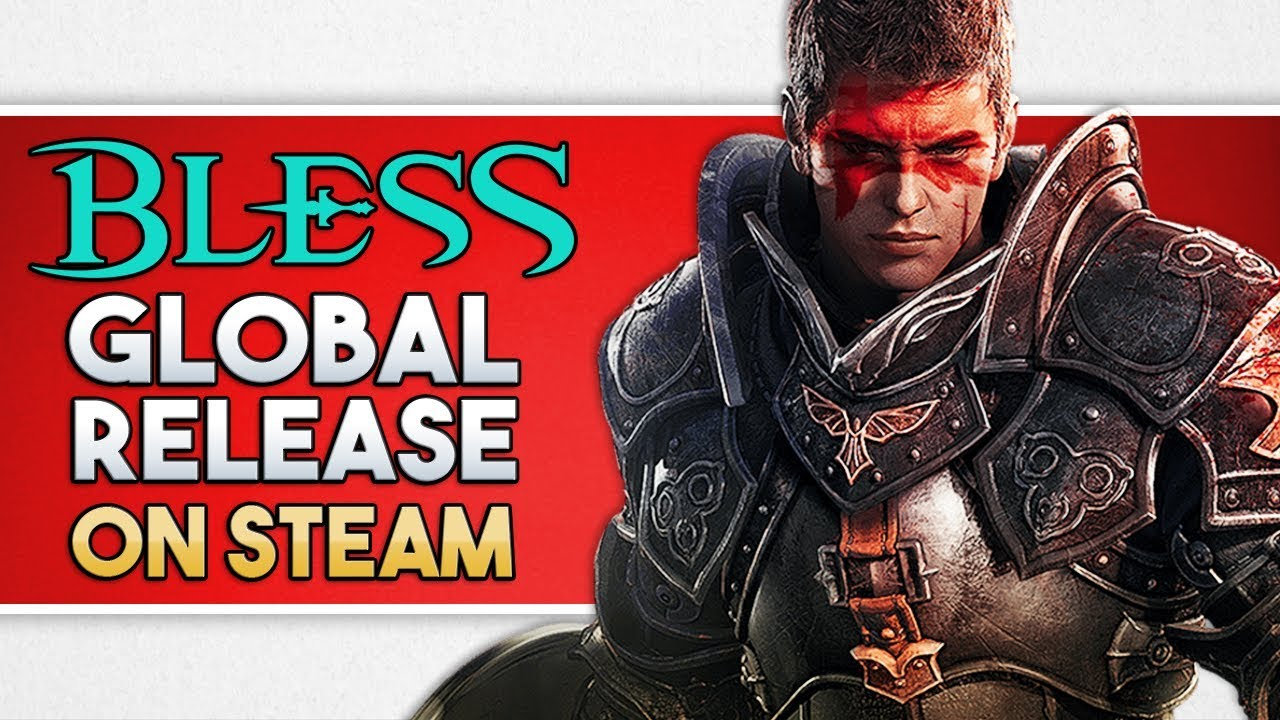 bcd85b38c24a49 Bless Online 2018 STEAM Global English Release Info and Announcement -  NA/EU Site - Upcoming MMORPG