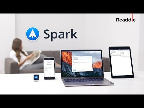 Spark for iOS and Mac Gain New Reminder and Send Later