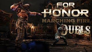 FOR HONOR: Reputation 60 Raider vs Wu Lin - High Level Duels