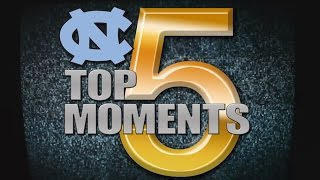 North Carolina: Top 5 Moments of 2014-15 Season