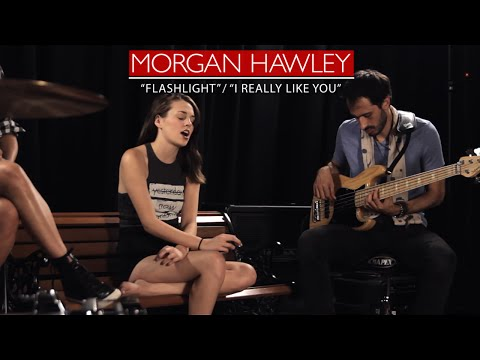 Flashlight / I Really Like You MASHUP - Jessie J / Carly Rae Jepsen - Cover by Morgan Hawley