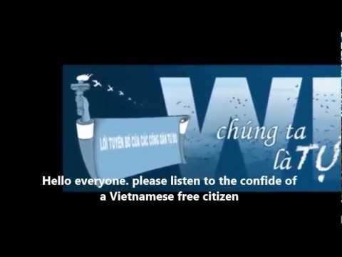 Free Citizen of Vietnam: confide of a free Vietnamese citizen