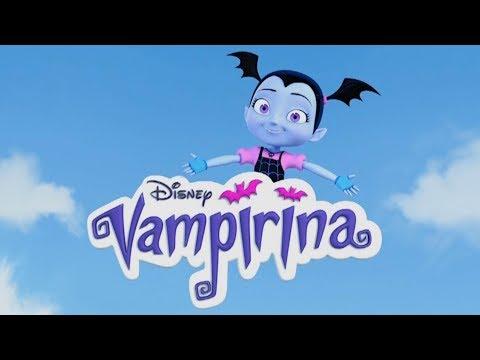 Abertura Vampirina no Mundo Disney SBT