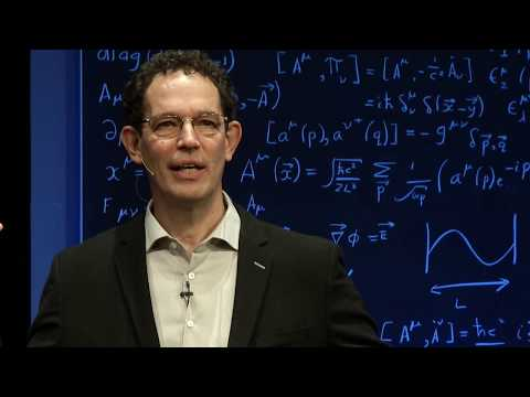 Neil Turok Public Lecture: The Astonishing Simplicity of Eve