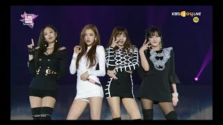Blackpink Intro 마지막처럼 As If It S Your Last In 2018 Seoul Music Awards