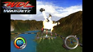 World Destruction League: War Jetz ... (PS2)