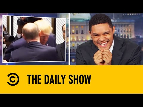 Donald Trump's Twitter Feud With Kim Jong Un | The Daily Show
