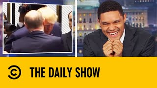failzoom.com - Donald Trump's Twitter Feud With Kim Jong Un | The Daily Show
