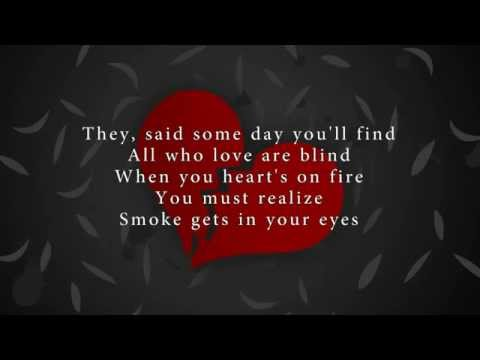 Patti Austin - Smoke Gets In Your Eyes (with Lyrics)