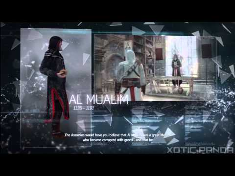 Assassin's Creed Rogue: Al Mualim Inspiration Video Profile
