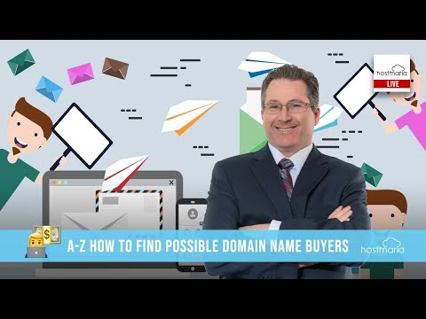 A-Z How to Find possible Domain Name Buyers and What Communication to Use | Adam Dicker