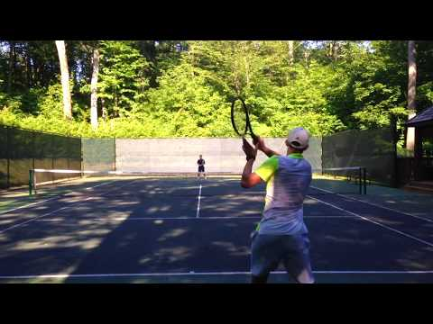 Just Too Good - Casual Tennis 109 [HD]