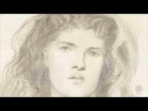 Dante Gabriel Rossetti 但丁·加布里埃爾·羅塞蒂 (1828-1882) Romanticism Aestheticism British