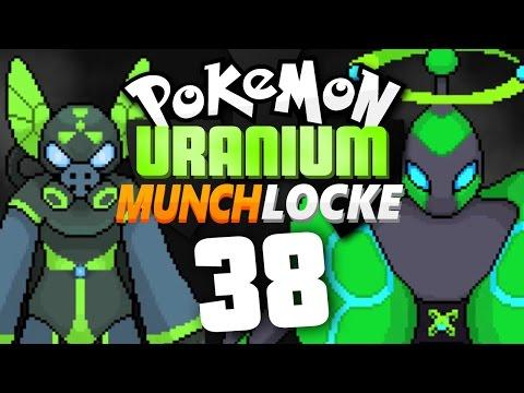 Pokémon Uranium Munchlocke - Episode 38 | CURIE and Urayne!