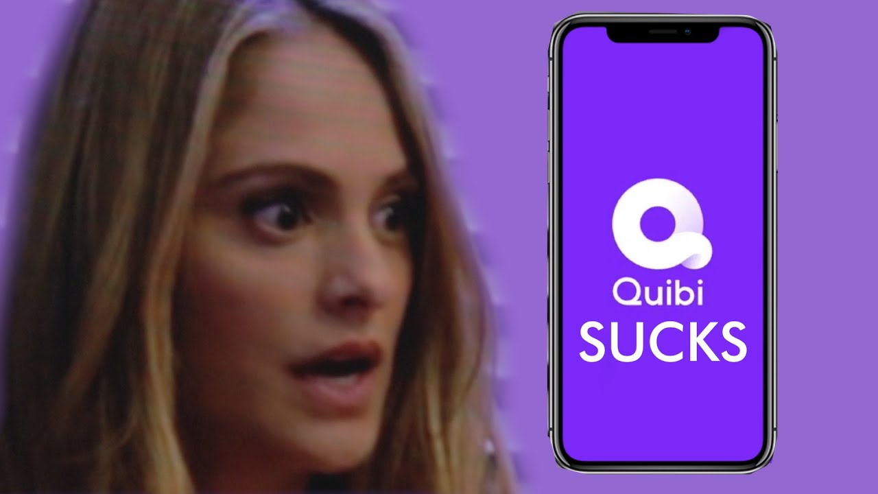 The WORST Streaming Service (What is Quibi?)