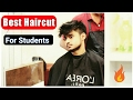 Best Hairstyle For Students (Must try) || Hairstyle & Haircut SEO ||