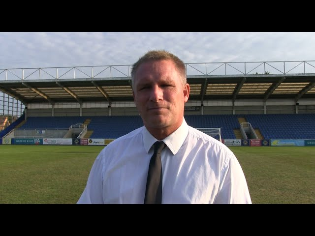 2020-09-19 | Farnborough vs Swindon Supermarine | Spencer Day Post-Match Interview