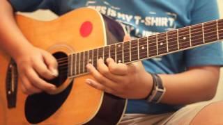 Endless Rain SOLO (Acoustic) Cover By Encik Pablo.wmv