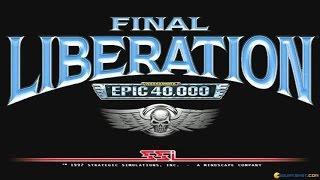 Warhammer Epic 40000: Final Liberation gameplay (PC Game, 1997)