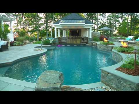 Aqua Pool and Patio Pool Project from Start to Finish