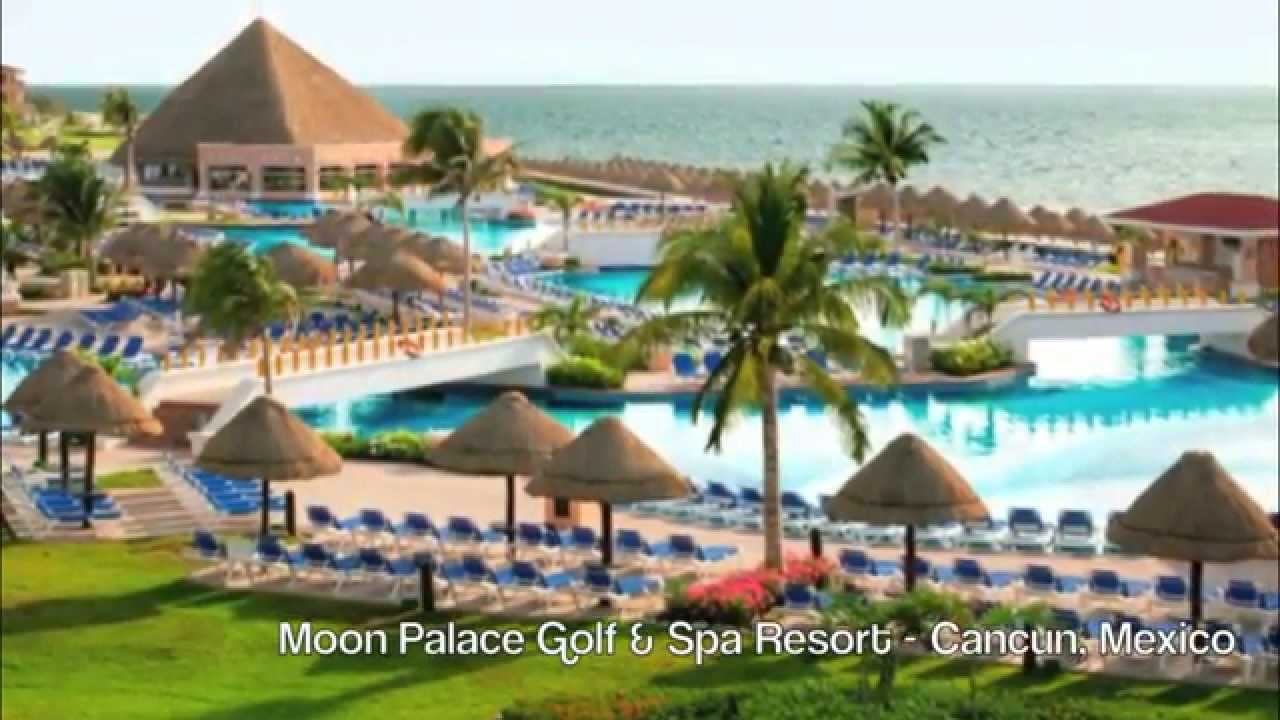 Moon Palace Golf & Spa Resort - Cancun, Mexico - 10-14 September 2014 ...