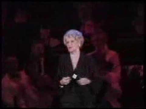 Elaine Stritch - Broadway Baby (Sondheim 75th Birthday 2005)