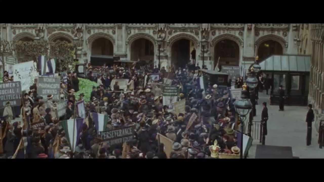 Suffragette Trailer
