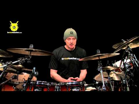 Learn Drums With Virgil Donati !
