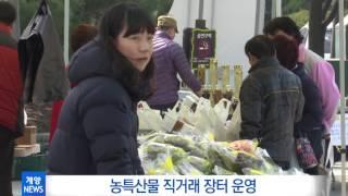 6월 3주 계양구정뉴스_농특산물 직거래장터 운영 영상 썸네일